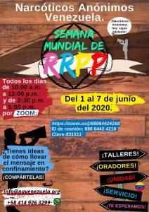 semana de mundial RRPP